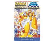 Sonic / Mega Man Worlds Collide 3 Sonic/Mega Man Worlds Collide Flynn, Ian/ Bates, Ben (Illustrator)