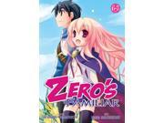 Zero's Familiar Omnibus 6-7 Zero's Familiar Binding: Paperback Publisher: Seven Seas Entertainment Llc Publish Date: 2014/01/07 Language: ENGLISH Pages: 352 Dimensions: 7.12 x 5.00 x 1.00 Weight: 0.80 ISBN-13: 9781937867881