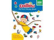 Caillou - My First Sticker Book Caillou CSM NOV ST 9SIA9UT3Y50715
