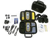Fluke Networks ACK-LRAT2000 Network Tech Troubleshooting Kit. Wifi Test, Fiber Test and Network Test