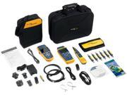 Fluke Networks LinkRunner AT 2000/CableIQ Gigabit Service Kit LRAT2-CIQ-GSV