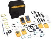 Fluke Networks DSX-5000QI CableAnalyzer, 120/GLD 1GHZ DSX with Quad Olts Inspection Probe