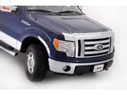 Auto Ventshade Aeroskin Hood Protector Chrome