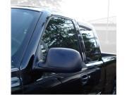Auto Ventshade Ventvisor Rear Deflector