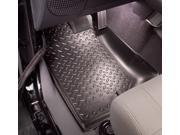 Husky Liners Classic Style Series Front Floor Liners 33863 2012-2015  Ford F-250 Super Duty