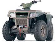 Warn 28880 ATV Winch Mounting System