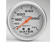 Auto Meter 4631 Ultra-Lite LFGs Water Temperature Gauge