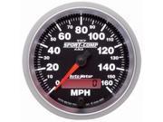 AutoMeter 3688 Sport-Comp II Programmable Speedometer * NEW *
