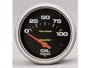 Auto Meter Pro-Comp Electric Oil Pressure Gauge