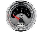 Auto Meter American Muscle Fuel Level Gauge