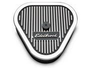 Edelbrock Elite Series Aluminum Air Cleaner 9SIV18C6BP3372