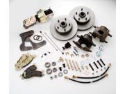 SSBC Performance Brakes Drum To Disc Brake Conversion Kit