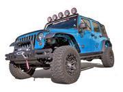 Rugged Ridge 11620.10 All Terrain Flat Fender Flare Kit, 07-14 Jeep Wrangler