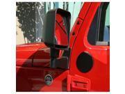 Rugged Ridge 11025.04 Mirror Relocation Bracket Fits 07-18 Wrangler (JK) * NEW *