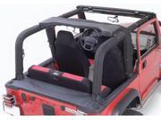 Rugged Ridge 13611.15 Roll Bar Cover Kit Fits 92-95 Wrangler (YJ) * NEW *