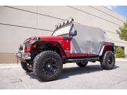 Rugged Ridge 133170.09 Cab Cover, 2-Door, 07-14 Jeep Wrangler