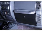 Smittybilt 812201 Vaulted Glove Box Door 97-06 TJ Wrangler (LJ) Wrangler (TJ)