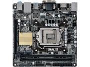 Asus H110I-PLUS/CSM Desktop Motherboard - Intel H110 Chipset - Socket H4 LGA-1151 - 10 x Bulk Pack