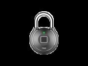 Tapplock Bluetooth Smart Fingerprint Padlock (Gun Metal)