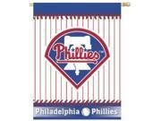 Wincraft  Philadelphia Phillies 27 x 37 Banner 9SIAAFG4GP0760