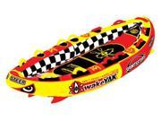 SportsStuff 52-3150 Wake Yak 2 Inflatable Tube