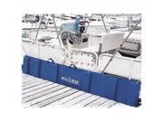 Kwik Tek HH-S Small Hull Hugger Boat Fender - 7.5 Foot X 15 Inch - Blue