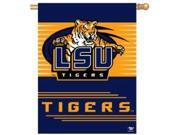 "Wincraft  LSU Tigers 27"""" x 37"""" Banner"" 9SIA12Y33D7253"