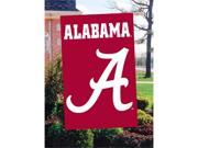 Party Animal AFAL Applique Banner Flag, Alabama