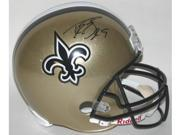 Victory Collectibles VIC-000059-30523 Drew Brees Autographed New Orleans Replica Helmet 9SIV06W2ED8344