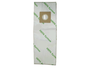 Oreck OR-44 Commercial Series Replacement Disposable HEPA Vacuum Bags