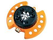 Dramm Corporation Orange ColorStorm Turret Sprinkler  10-15022