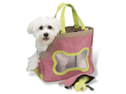 Chelsea Dog Carrier with Bone Pouch