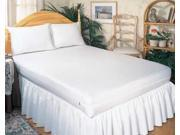 Complete Medical 7442C 78x80x9 Mattress Protector-Contour-King