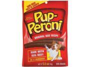 Del Monte Foods - Pet Food 5.6 Oz Pup Peroni Original Beef Dog Snacks  79100-510 - Pack of 8 9SIA00Y0977855