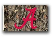 Bsi Products 95402 3 Ft. X 5 Ft. Flag W/Grommets - Realtree Camo Background - Alabama Crimson Tide 9SIA00Y0978227