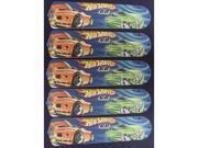 Image of Ceiling Fan Designers 52SET-KIDS-HW Hot Wheels 52 in. Ceiling Fan Blades Only