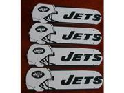 Ceiling Fan Designers 42SET-NFL-NYJ NFL York Jets Football 42 In. Ceiling Fan Blades Only