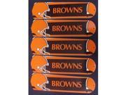 Ceiling Fan Designers 52SET-NFL-CLE NFL Cleveland Browns 52 In. Ceiling Fan Blades Only