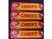 Ceiling Fan Designers 52SET NFL KAN NFL Kansas City Chiefs 52 In. Ceiling Fan Blades Only