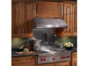 Broan E6436SS 36 Inch Stainless Steel Range Hood With Internal Blower