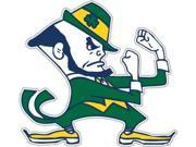Fremont Die 58750 Notre Dame Fighting Irish- 12 in. Vinyl Magnet