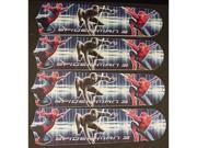 Ceiling Fan Designers 42SET-KIDS-AS3SM Amazing Spiderman 3 42 in. Ceiling Fan Blades Only 9SIA00Y09C9552