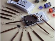 Alvin 99AL-8 Modeling Clay Tool Set 8pc