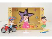 Precious Kids 31303 4   Betty Boop PVC Figurines 3 piece set 9SIA00Y09T5715