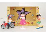 Precious Kids 31303 4   Betty Boop PVC Figurines 3 piece set 9SIA00Y09T5715