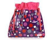 Hadaki 88161345543 Multitasker Pouch Packing Organization Aid - Bouncing Ball Berry