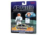 Astronaut 4-D Puzzle (28 pieces)