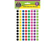 Teacher Created Resources TCR4743 Colorful Circles Mini Stickers- Value Pack