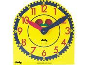 FRANK SCHAFFER PUBLICATIONS ID 99086 COLOR CODED JUDY CLOCK
