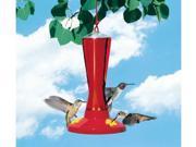 Perky Pet Clear Plastic Hummingbird Feeder